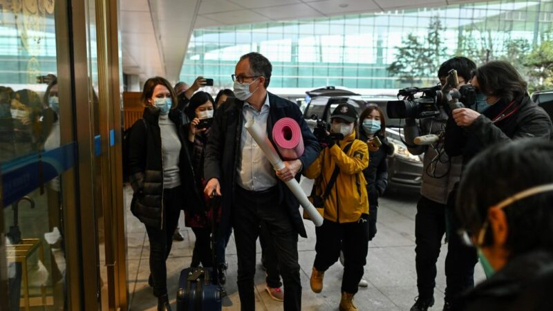美媒:新证据 2019年11月病毒已在中国传播