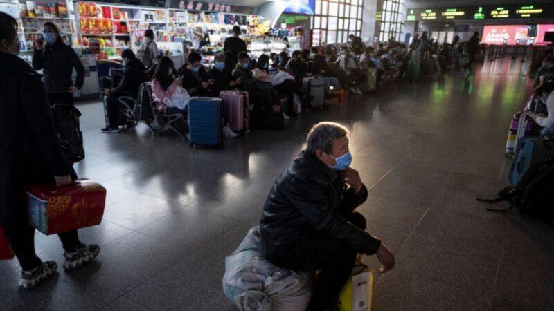 中共两会堵访民进京 外围防线撒至山西内蒙