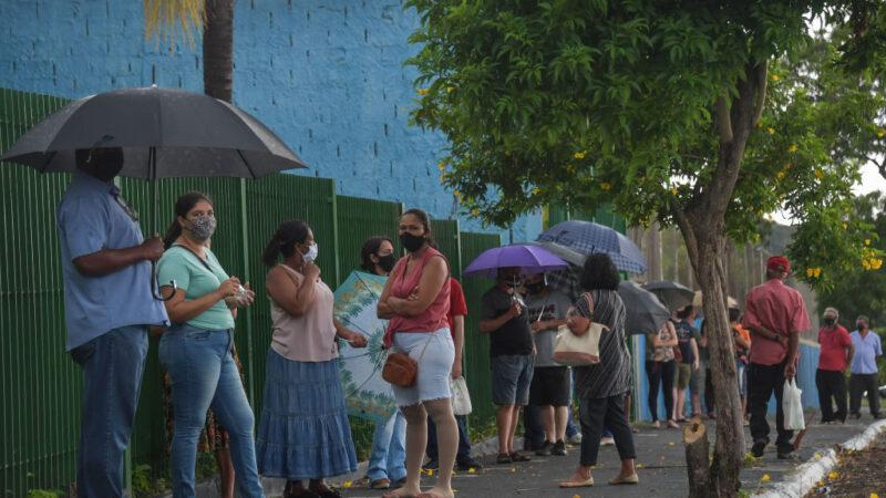 嘉年華狂歡節後 巴西聖保羅疫情惡化