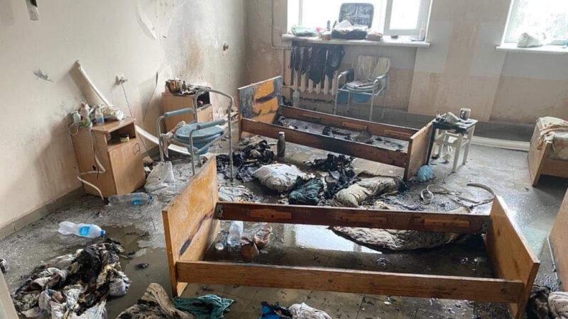 收治染疫病患醫院爆炸 烏克蘭釀1死1傷