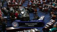 【重播】弹劾第五日:终结辩论 参议院投票表决