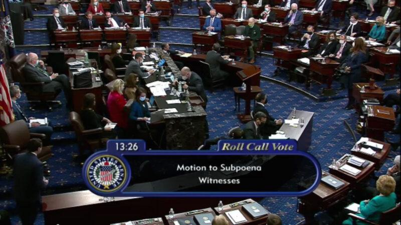 【重播】彈劾第五日:終結辯論 參議院投票表決