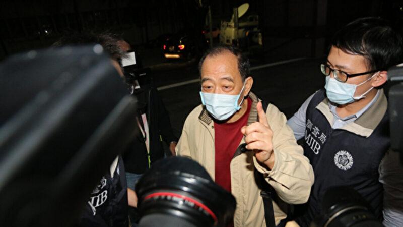 台湾军情局发现共谍 四名退役将校被控告