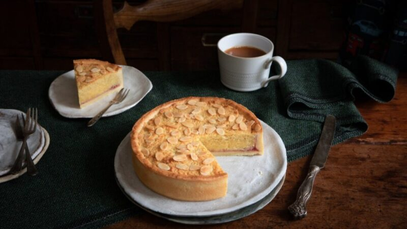 貝克韋爾餡餅 傳統的英國美食