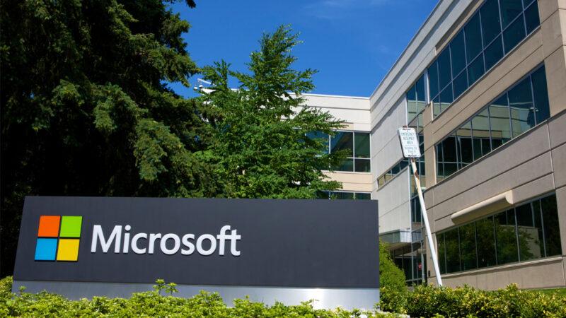 遭中共黑客入侵 微軟敦促客戶下載補丁軟件