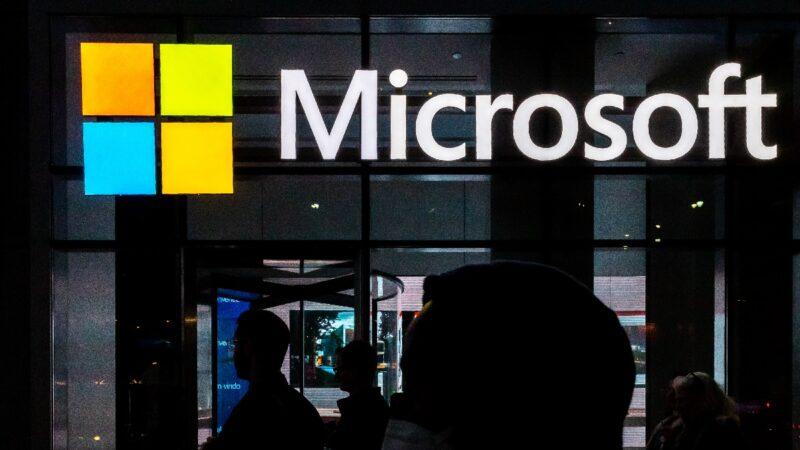 美媒:拜登將設特別工作組 處理中共網攻微軟問題
