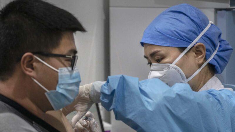 北京男接种国产疫苗后 发烧疼痛出红疹