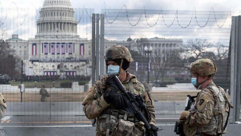 川普澄清国会事件 曾要求部署万名警卫遭拒
