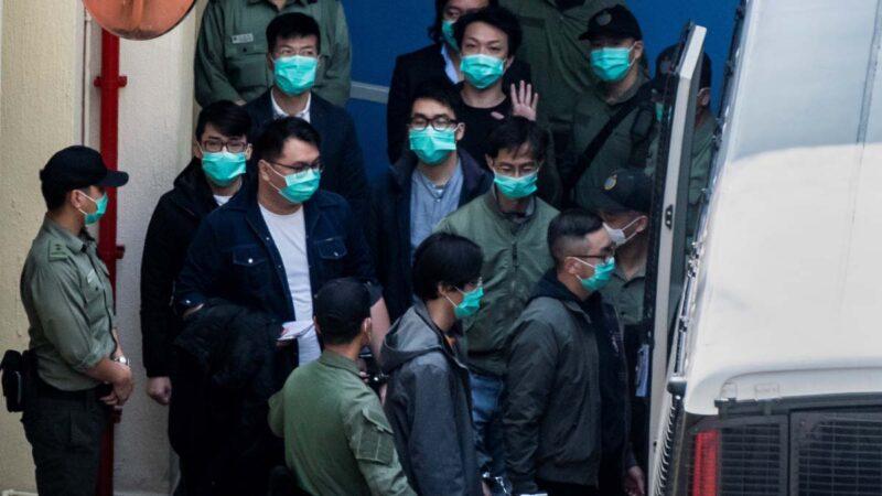 香港馬拉松式審判通宵達旦累暈被告 被指堪比大陸