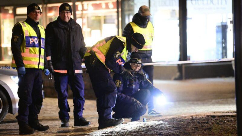 瑞典男持利器攻击8人 疑恐怖主义犯罪