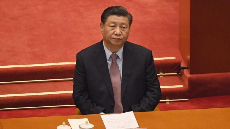 楊威:縣委書記洩漏習近平反美談話內容
