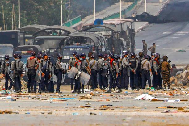 聯合國:緬甸政變至少149喪命 數百人下落不明