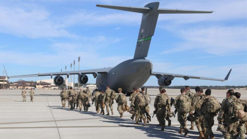 若中共侵台 美军:可快速大规模部署