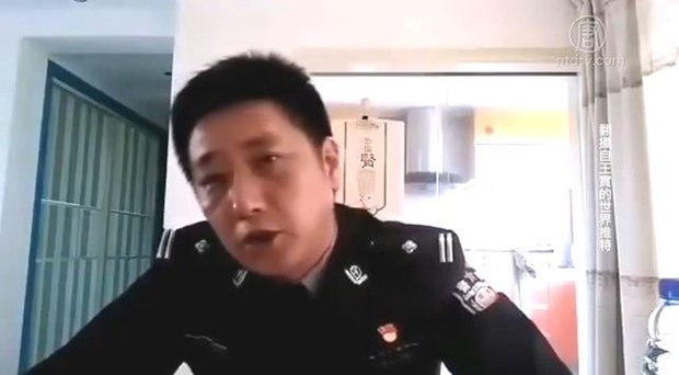 陳光誠:中共黨性與良知正義水火難容