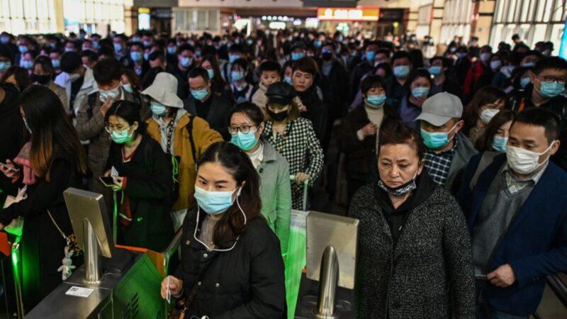 中国疫情再起 云南瑞丽封城 北京上海人口管控