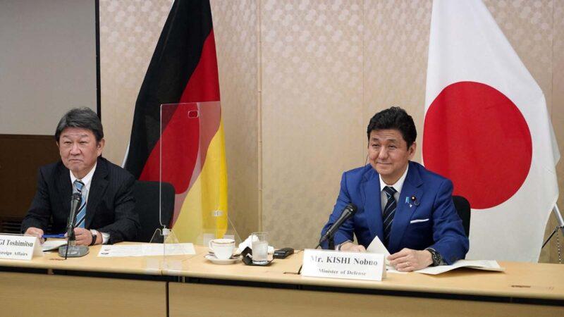 应对中共威胁 日本拟取消国防开支上限
