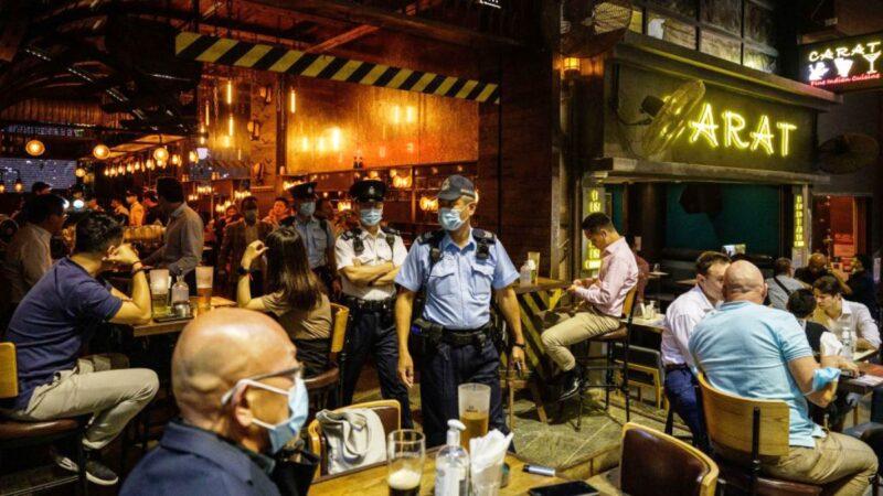 广东民营企业家聚餐 警方竟出动大批警察抓人