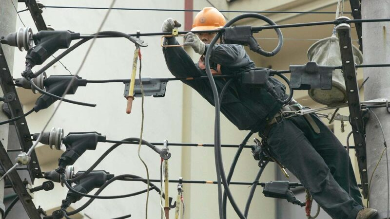 中国电荒蔓延东北 多地无预警停电