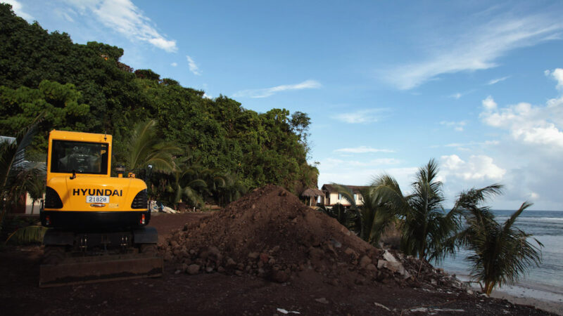 援建薩摩亞、吉里巴斯 中共佈局引關注