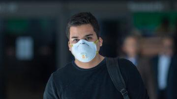 加州工作场所口罩配戴有争议 新规待定