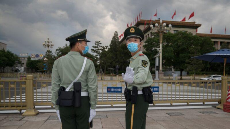 岳山:北戴河會議前 北京武警司令發聲詭異