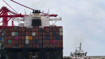 海运缺船缺柜 航运价再写新高
