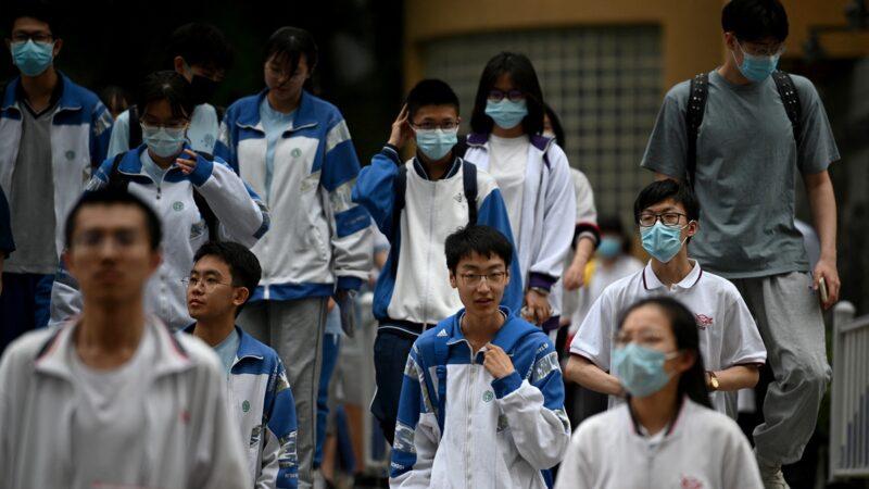 大陆千万考生迎考 北京出动逾6000警维稳