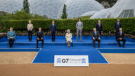 G7贈十億疫苗助疫後復甦 歐盟界定中共對手