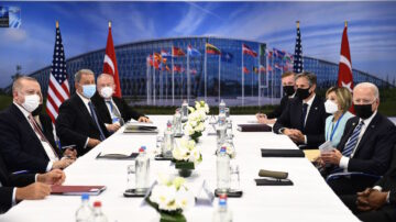 北約公報首次界定中國挑戰 力度大過G7公報