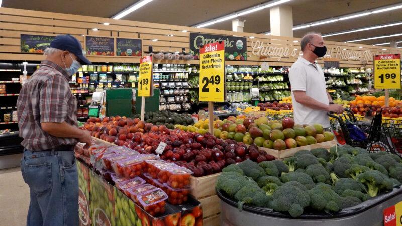 美國物價飆升 通膨率增至13年高位