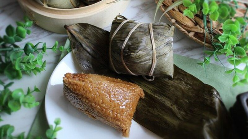 端午節到 盤點各地華人的粽子文化