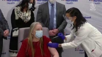 分析:加州5縣疫苗接種率高 病例攀升
