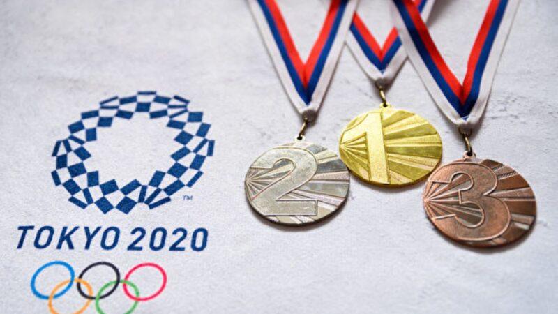 【東京奧運】獎牌榜及金牌榜(7月27日)