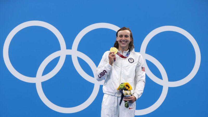 美泳隊再奪兩金 拜爾斯退出高低槓和跳馬決賽
