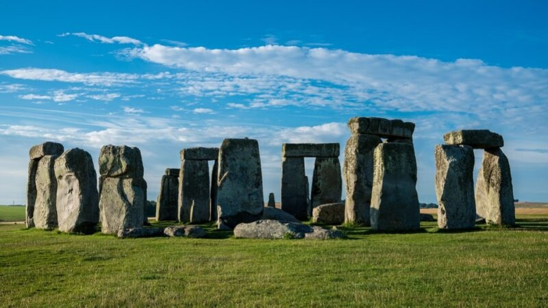 巨石陣年齡比人類老 數百萬年前就在