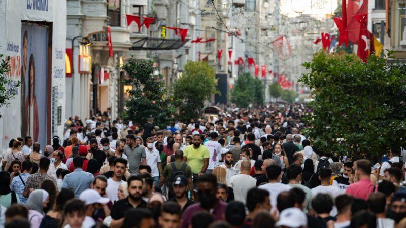 宰牲節假期病例激增 土耳其單日增破2.2萬例