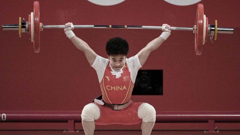 中国奥运女选手男性特征 再引质疑