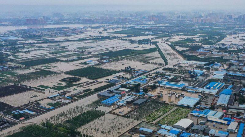 河南遇難人數突然躍升 當局調查鄭州疑棄卒保車