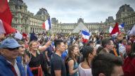 7.17 法國反強制打疫苗大遊行