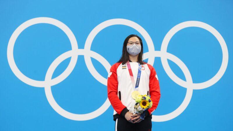 被中國父母遺棄的女孩 獲東京奧運冠軍
