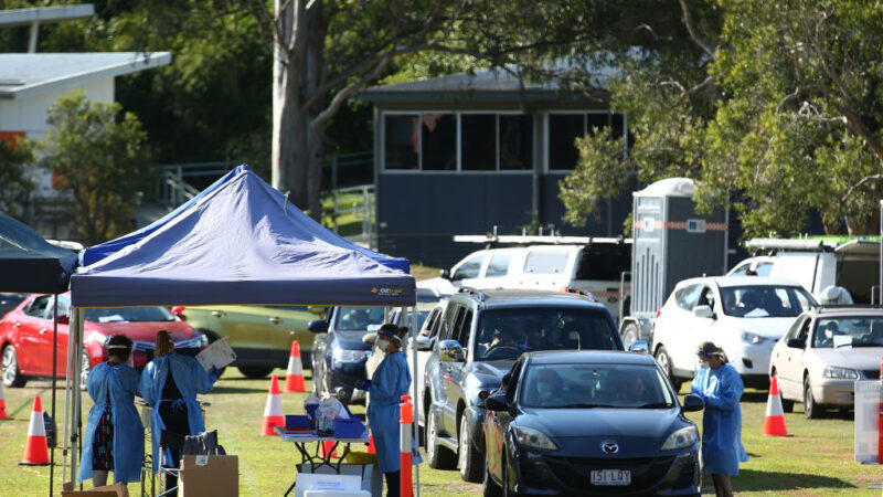 阻Delta变异病毒蔓延 澳洲布里斯本紧急封城3天