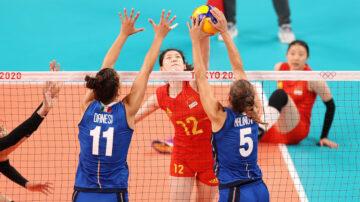 中国女排提前出局  无缘8强 创奥运最差记录