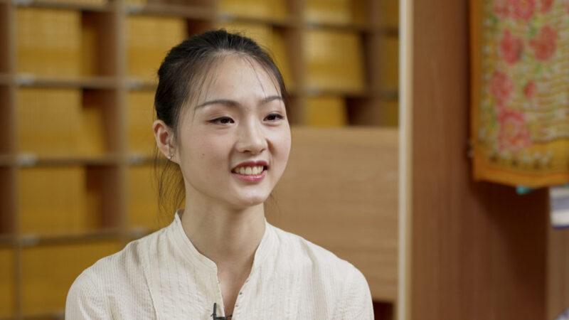 舞蹈之美蘊於傳統 專訪神韻舞蹈家朱穎姝