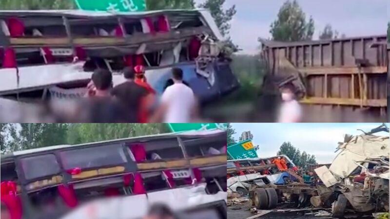遼寧近期兩事故致死傷25人 官方一週後才通報