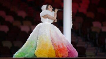 组图:东京奥运会五个时尚品牌设计