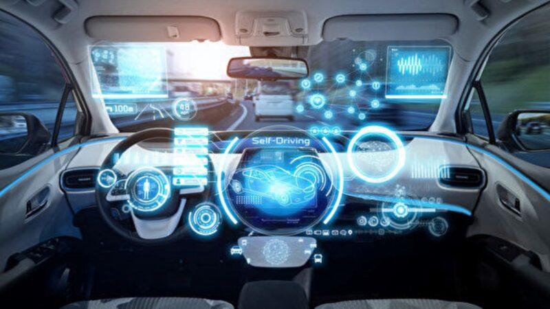 自动驾驶车将会成为超级电脑?