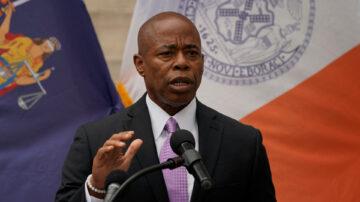 紐約市長競選 候選人:自由社會與共產主義對決