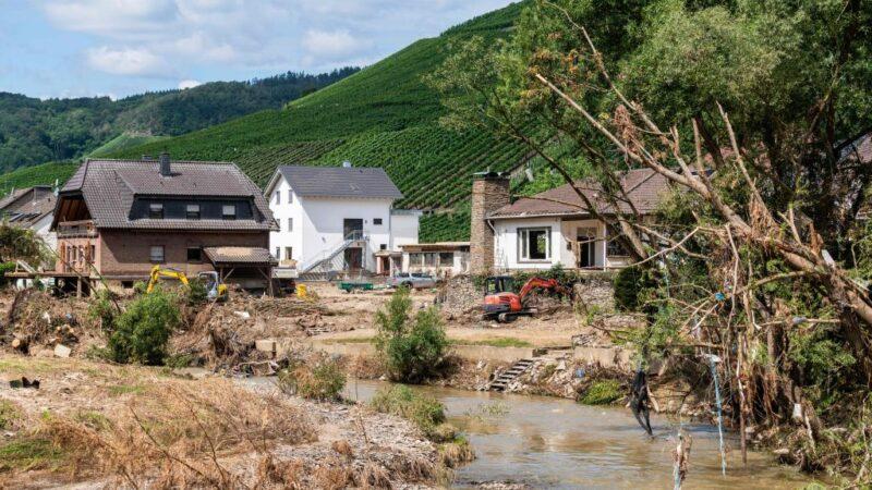 德國洪災釀逾180人死 檢方擬朝過失殺人偵辦