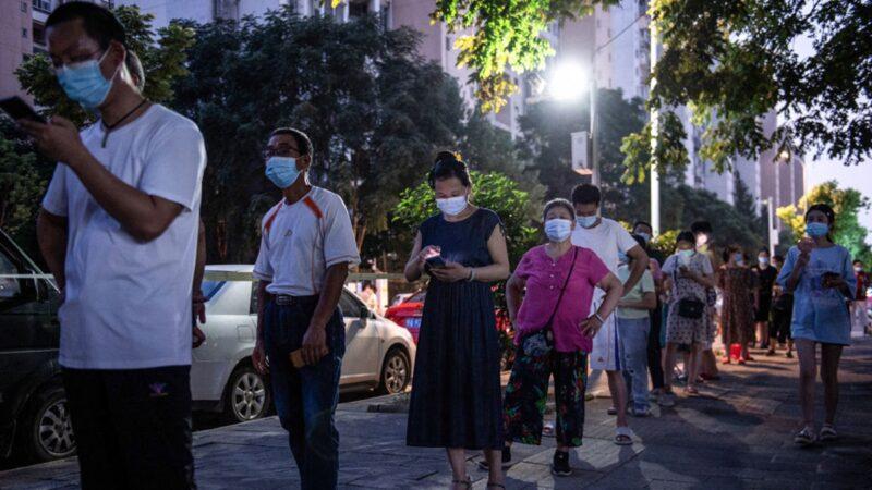 武漢疫情急升溫 3萬多間隔離房已用2.6萬間