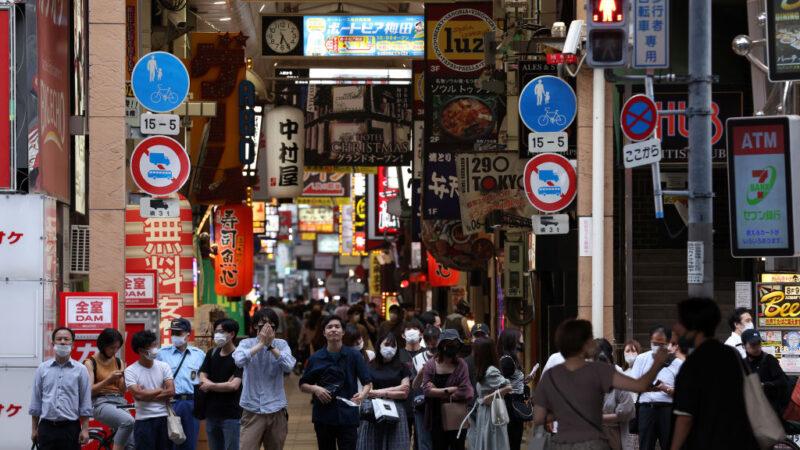 日本阪神百貨爆群聚染疫 4度緊急事態民眾漸麻痺